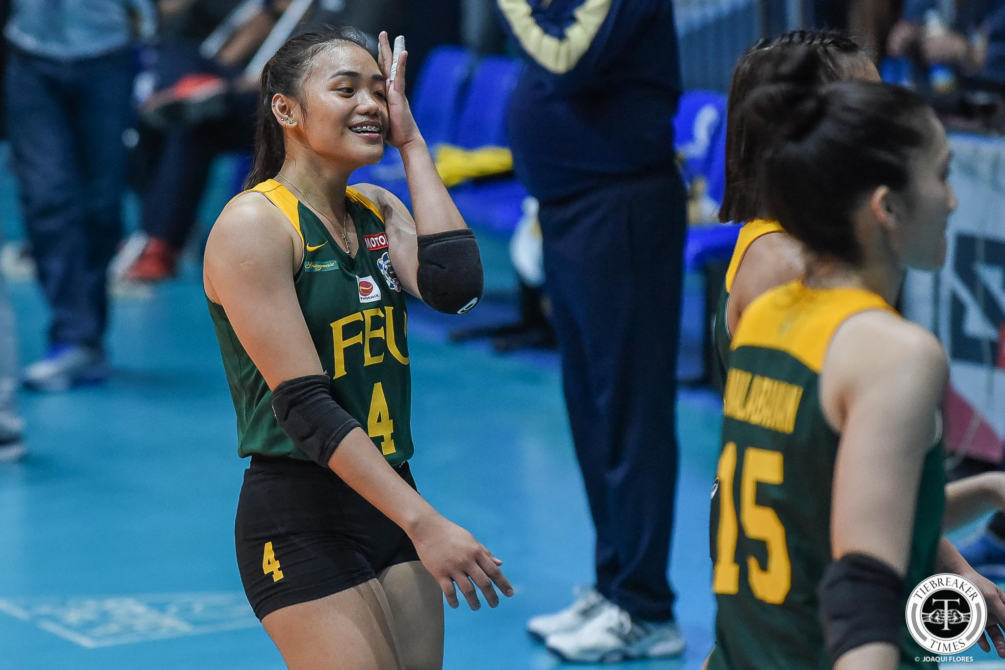 UAAP-81-Volleyball-FEU-vs.-NU-Guino-o-9650 Cayuna foregoes final year in FEU, joins Guino-o in Perlas FEU News PVL UAAP Volleyball  - philippine sports news