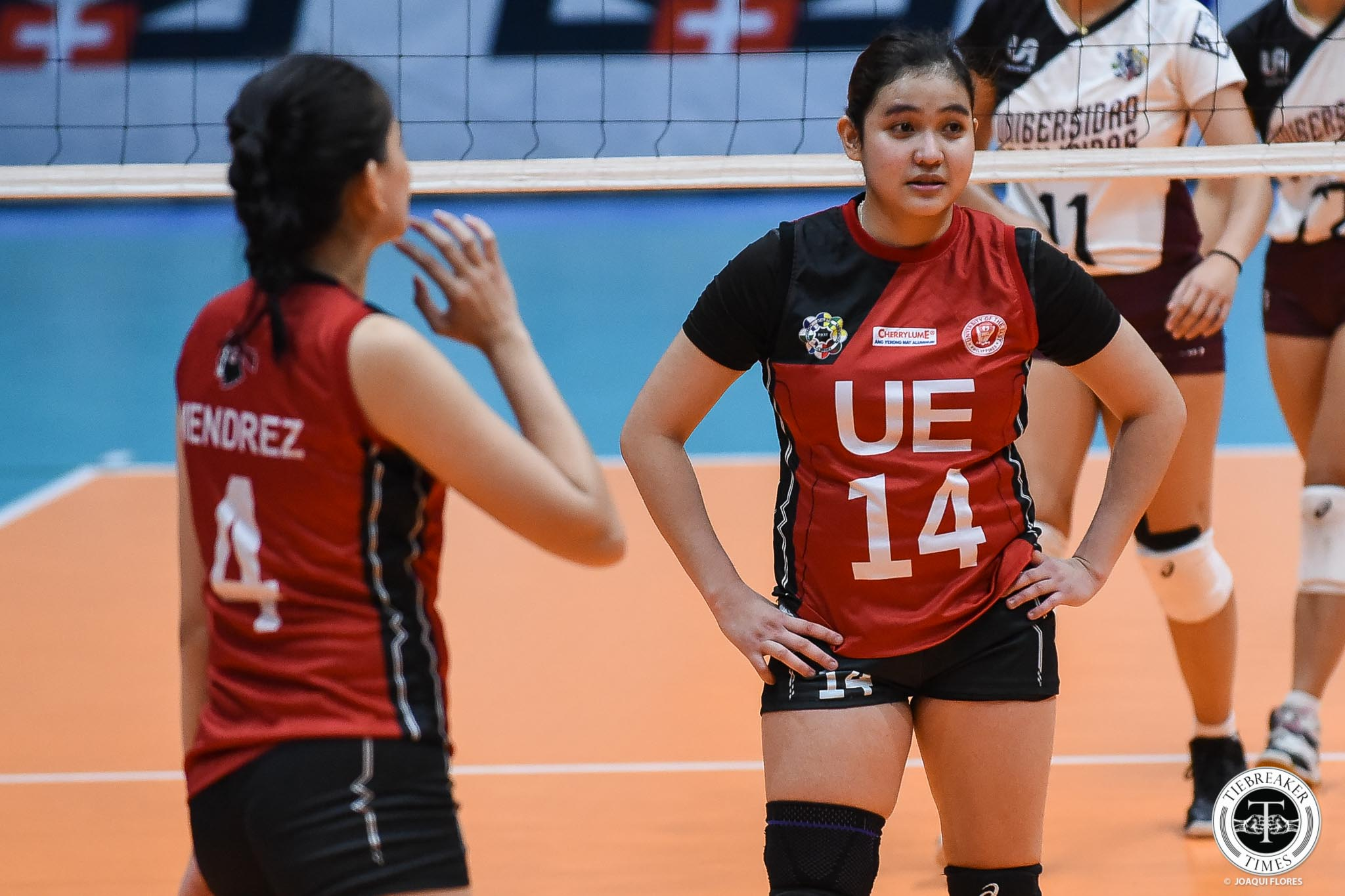 Tiebreaker Times Best Setter frontrunner Lai Bendong credits Arado, Abil for solid season News UAAP UE Volleyball  UE Women's Volleyball UAAP Season 81 Women's Volleyball UAAP Season 81 Lai Bendong