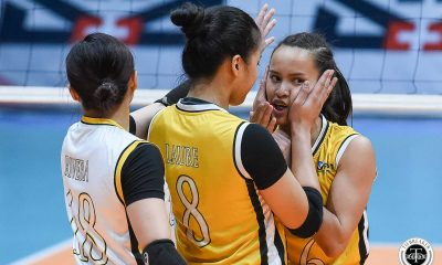 Tiebreaker Times Sisi Rondina to be named MVP, Eya Laure Rookie of the Year News UAAP UST Volleyball  UST Women's Volleyball UAAP Season 81 Women's Volleyball UAAP Season 81 Eya Laure Cherry Rondina