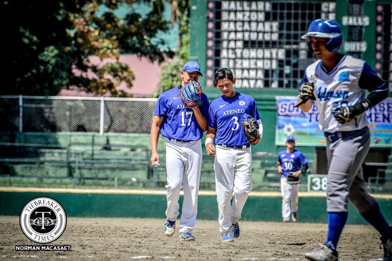 UAAP-Season-81-Baseball-ADMU-def-ADU-Macasaet-brothers Paulo Macasaet to play for Czech team Blesk Jablonec Baseball News  - philippine sports news