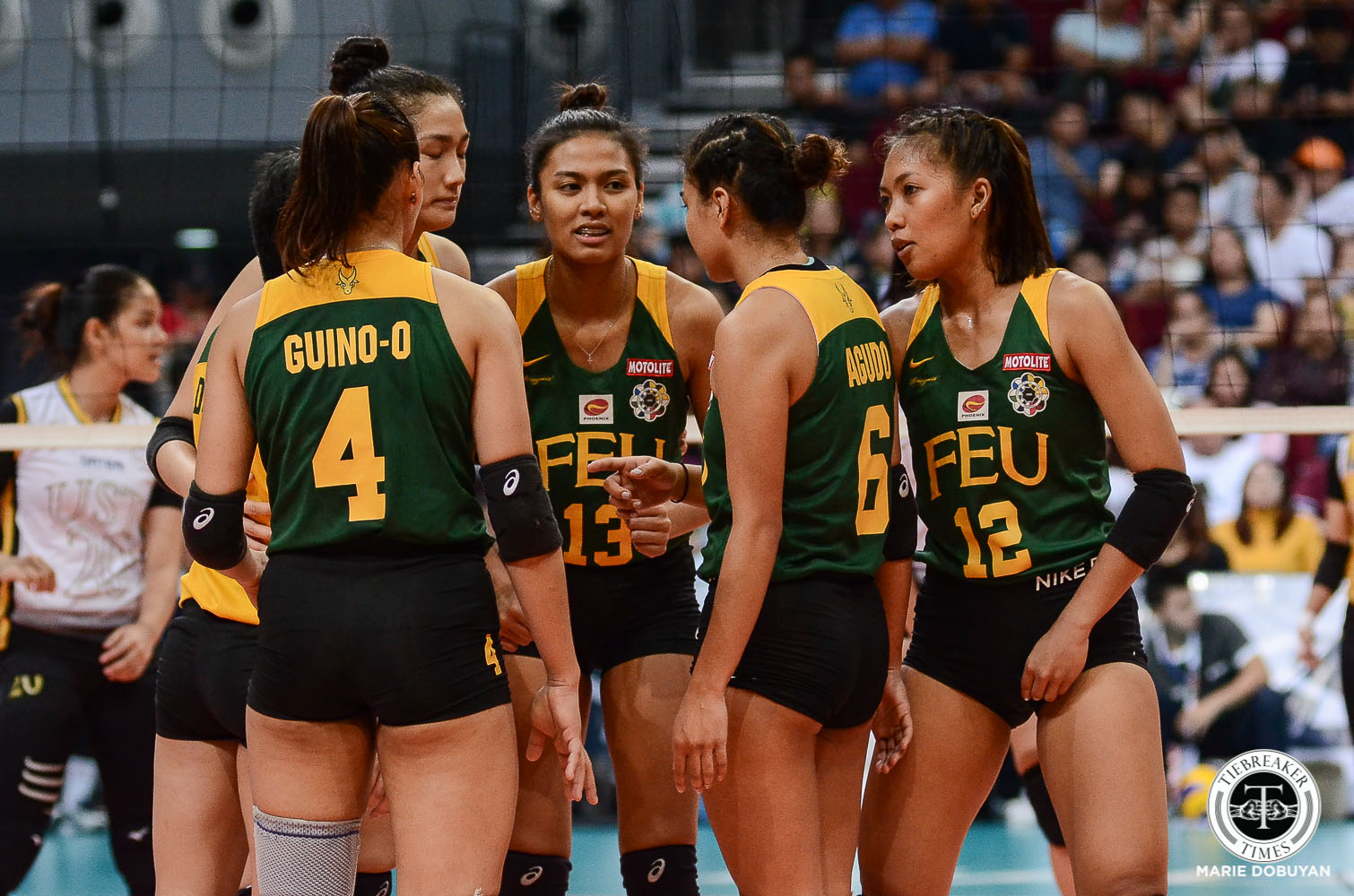 Tiebreaker Times George Pascua rues FEU's emotions from clinching Final Four seat before UST match FEU News UAAP Volleyball  UAAP Season 81 Women's Volleyball UAAP Season 81 George Pascua FEU Women's Volleyball