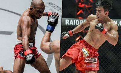 Tiebreaker Times Rene Catalan will not back down vs Pacio, Team Lakay: 'I'm ready' Mixed Martial Arts News ONE Championship  Rene Catalan Joshua Pacio