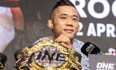 Tiebreaker Times Martin Nguyen 'seriously considering' getting Philippine citizenship Mixed Martial Arts News ONE Championship  ONE: Roots of Honor Martin Nguyen