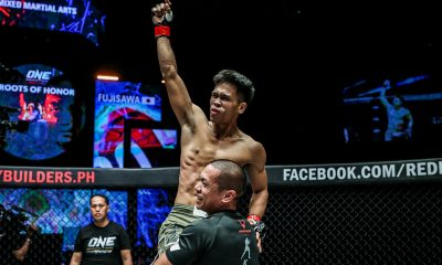 Tiebreaker Times Ramon Gonzales' victory much sweeter as it takes place in Manila Mixed Martial Arts News ONE Championship  Ramon Gonzales ONE: Roots of Honor