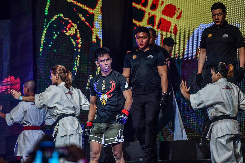 Tiebreaker Times Ramon Gonzales' biggest challenge with COVID-19 pandemic Mixed Martial Arts News ONE Championship  Ramon Gonzales Kyokushin Karate-Do Coronavirus Pandemic