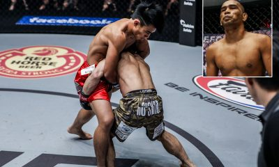 Tiebreaker Times Rene Catalan lauds Joshua Pacio's grit during bounce back win Mixed Martial Arts News ONE Championship  Rene Catalan ONE: Roots of Honor Joshua Pacio Catalan Fighting System