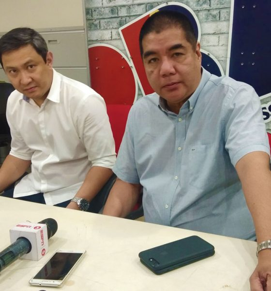 Tiebreaker Times PBA Board approves Yeng Guiao's request of two-month practice for World Cup 2019 FIBA World Cup Qualifiers Basketball Gilas Pilipinas News PBA  Willie Marcial PBA Season 44 Gilas Elite 2019 FIBA World Cup