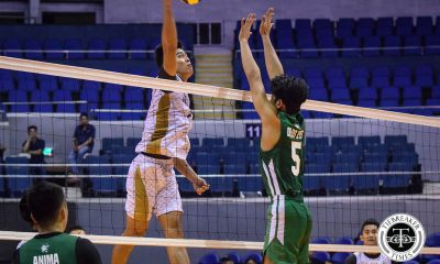 Tiebreaker Times NU Bulldogs breeze past La Salle for 10th straight win DLSU News NU UAAP Volleyball  UAAP Season 81 Men's Volleyball UAAP Season 81 Ricky Marcos NU Men's Volleyball Nico Almendras Joshua Retamar JD Delos Reyes DLSU Men's Volleyball Dante Alinsunurin Cris Dumago Bryan Bagunas Arnold Laniog