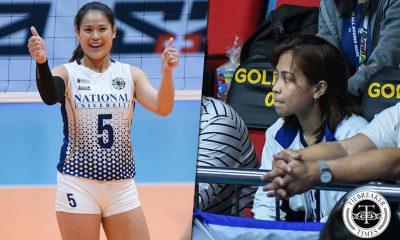 Tiebreaker Times Complete NU lineup would have challenged for Final Four slot, says Norman Miguel News NU UAAP Volleyball  UAAP Season 81 Women's Volleyball UAAP Season 81 NU Women's Volleyball Norman Miguel