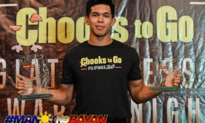 Tiebreaker Times Ravena, Rondina, Arocha, Lady Bulldogs shine bright during 2019 Collegiate Awards ADMU AdU AU Basketball LPU NCAA News NU SBC UAAP UP UPHSD  UP Men's Basketball UAAP Season 81 Men's Basketball UAAP Season 81 Thirdy Ravena Tab Baldwin Sean Manganti San Beda Seniors Basketball Robert Bolick Regine Arocha Prince Eze Paul Desiderio NU Women's Basketball NCAA Season 94 Seniors Basketball NCAA Season 94 Javee Mocon CJ Perez Chooks-to-Go Cherry Rondina Bright Akhuetie Boyet Fernandez Ateneo Men's Basketball Angelo Kouame 2019 Collegiate Sports Awards 2019 Chooks-to-Go Pilipinas 3x3 Season