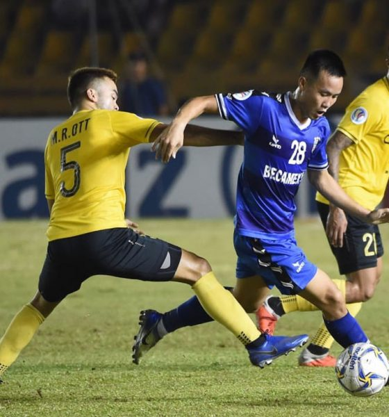 Tiebreaker Times Ceres Negros fall to late goal as Becamex emerges victorious in Panaad AFC Cup Football News  Wander Luiz Roland Muller Risto Vidakovic OJ Porteria Ceres-Negros FC Bienvenido Marañon Becamex Binh Duong FC 2019 AFC Cup