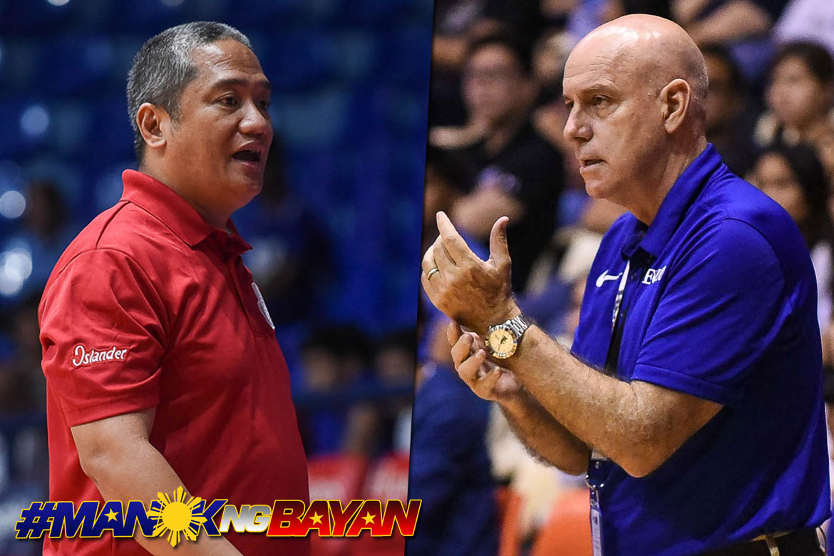 Tiebreaker Times Boyet Fernandez to be crowned with record-tying 5th Coach of the Year plum ADMU NCAA News SBC UAAP UP  UP Men's Basketball UAAP Season 81 Men's Basketball UAAP Season 81 Tab Baldwin NCAA Season 94 Seniors Basketball NCAA Season 94 Chooks-to-Go Boyet Fernandez 2019 Collegiate Sports Awards