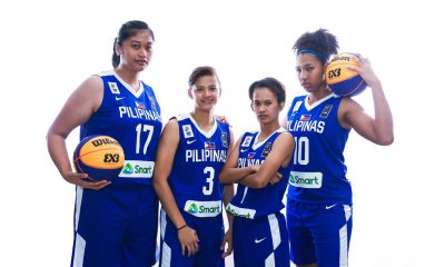 Tiebreaker Times Gilas Women's 3x3 to take on Australia in Asia Cup quarters 2019 FIBA World Cup Qualifiers Gilas Pilipinas News  Patrick Aquino Janine Pontejos Jack Animam Gilas Pilipinas 3x3 Clare Castro Australia (Basketball) Afril Bernardino