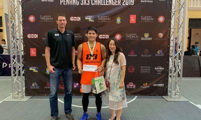 Tiebreaker Times David Carlos takes down Penang Challenger Dunk Contest 3x3 Basketball News  David Carlos 2019 FIBA 3X3 Penang Challenger