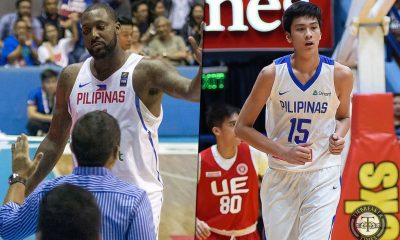 Tiebreaker Times Mighty Sports tried to get Andray Blatche, Kai Sotto for Jones Cup Basketball News  Mighty Sports Kai Sotto Charles Tiu Andray Blatche 2019 William Jones Cup