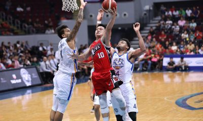 Tiebreaker Times Jeron Teng made sure Alaska snaps out of funk Basketball News PBA  PBA Season 44 Jeron Teng Alaska Aces 2019 PBA Commissioners Cup