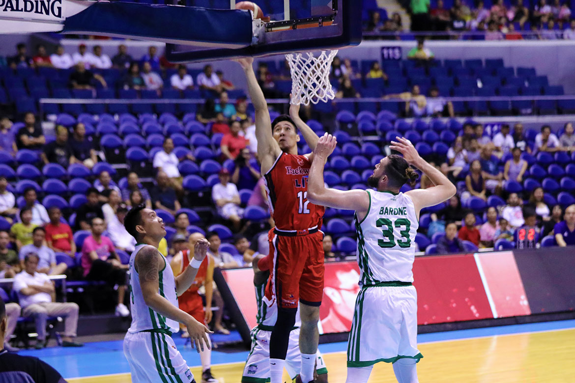 Tiebreaker Times Mac Belo credits 'willing passers' in Blackwater for strong start Basketball News PBA  PBA Season 44 Mac Belo Blackwater Elite 2019 PBA Commissioners Cup