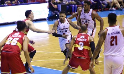 Tiebreaker Times Ray Parks Jr. glad to prove doubters wrong: 'People say I wasn't clutch' Basketball News PBA  PBA Season 44 Bobby Ray Parks Jr. Blackwater Elite 2019 PBA Commissioners Cup