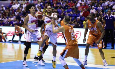 Tiebreaker Times Sol Mercado discloses Tim Cone's passionate halftime pep talk Basketball News PBA  Sol Mercado PBA Season 44 Barangay Ginebra San Miguel 2019 PBA Philippine Cup