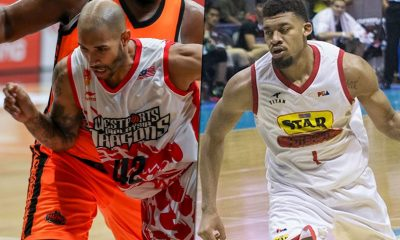 Tiebreaker Times NLEX replaces Tony Mitchell with Curtis Washington Basketball News PBA  Tony Mitchell PBA Season 44 NLEX Road Warriors Curtis Washington 2019 PBA Commissioners Cup