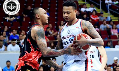 Tiebreaker Times Calvin Abueva issues apology to Parks, Rivera Basketball News PBA  PBA Season 44 Calvin Abueva Alaska Aces 2019 PBA Governors Cup