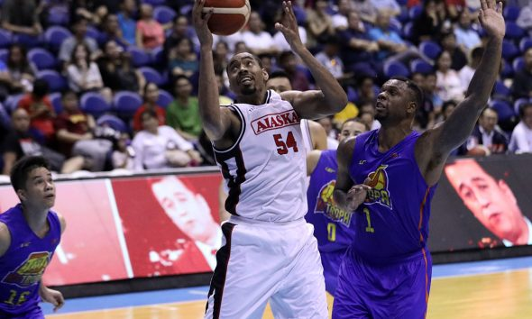 Tiebreaker Times Is Alaska replacing Chris Daniels? Not right now, says Compton Basketball News PBA  PBA Season 44 Chris Daniels Alex Compton Alaska Aces 2019 PBA Commissioners Cup