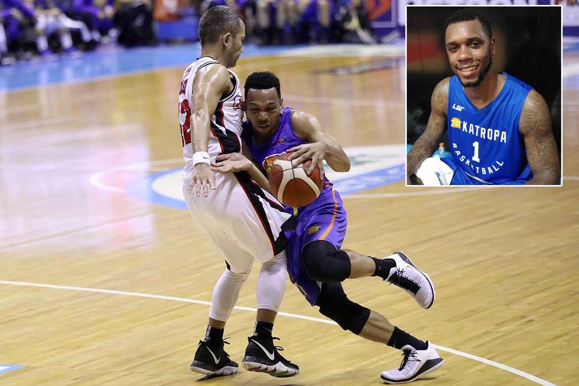 Tiebreaker Times Though wanting to have Jones as resident import, Jayson Castro knows he'll be back in NBA Basketball News PBA  TNT Katropa Terrence Jones PBA Season 44 Jayson Castro 2019 PBA Commissioners Cup