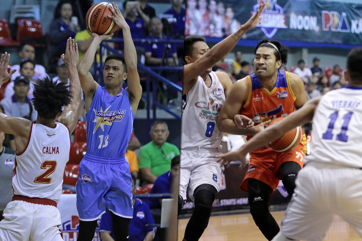 Tiebreaker Times Marinerong Pilipino loads up with MVPs Gab Banal, Mike Ayonayon Basketball News PBA D-League  Rian Ayonayon Marinerong Pilipino Jhonard Clarito Gab Banal 2019 PBA D-League Season
