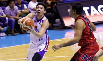 Tiebreaker Times History won't repeat itself for Magnolia, says Ian Sangalang Basketball News PBA  PBA Season 44 Magnolia Hotshots Ian Sangalang 2019 PBA Philippine Cup