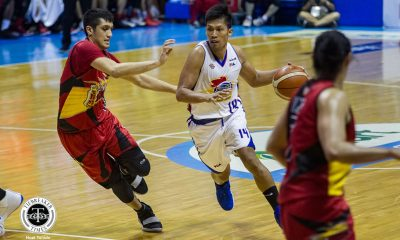 Tiebreaker Times Despite Game 3 win, Mark Barroca not pleased with Magnolia's endgame management Basketball News PBA  PBA Season 44 Mark Barroca Magnolia Hotshots Chito Victolero 2019 PBA Philippine Cup