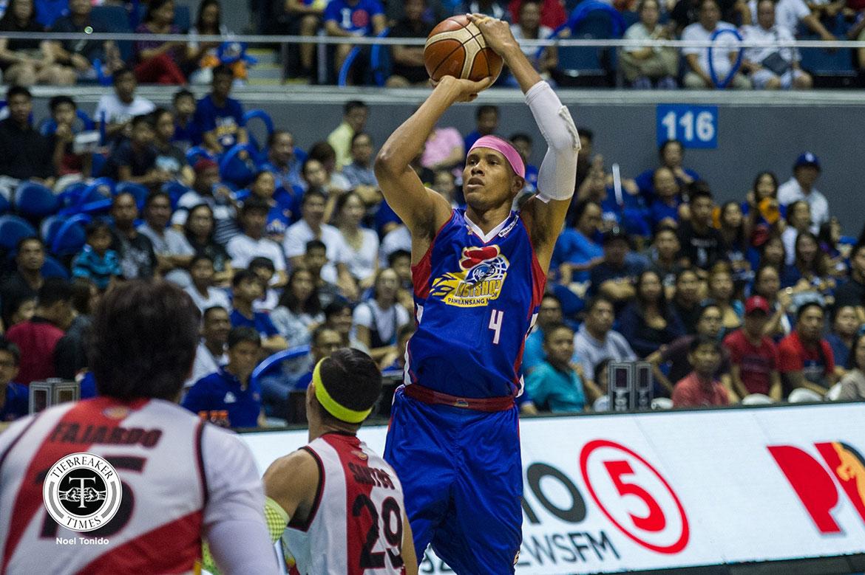 Tiebreaker Times Rafi Reavis excited as he figures in yet another Finals Game 7 Basketball News PBA  Rafi Reavis PBA Season 44 Magnolia Hotshots 2019 PBA Philippine Cup