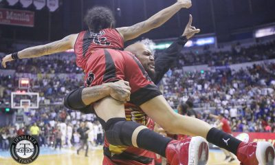 Tiebreaker Times Kelly Nabong wants more after getting first taste of gold Basketball News PBA  San Miguel Beermen PBA Season 44 Kelly Nabong 2019 PBA Philippine Cup
