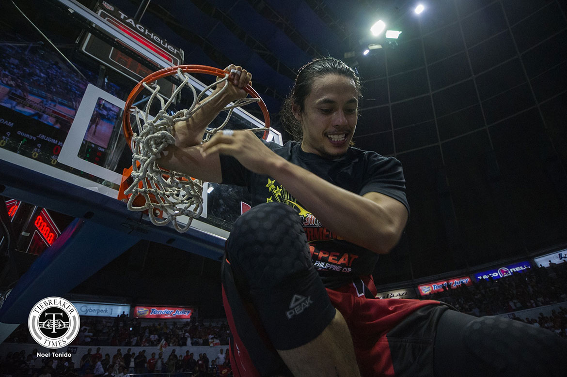 Tiebreaker Times No retirement yet for newly-minted champ Terrence Romeo Basketball News PBA  Terrence Romeo San Miguel Beermen PBA Season 44 2019 PBA Philippine Cup