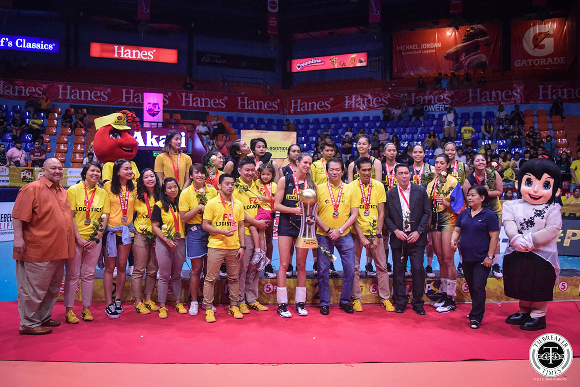2019-psl-grand-prix-finals-game-3-petron-def-f2-logistics-cargo-movers Ramil De Jesus optimistic as decade of dominance ends DLSU News UAAP Volleyball  - philippine sports news