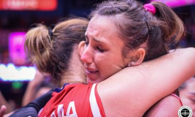 Tiebreaker Times Stephanie Niemer finally recovers from 2016 heartbreak News PSL Volleyball  Stephanie Niemer Petron Blaze Spikers 2019 PSL Season 2019 PSL Grand Prix