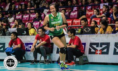Tiebreaker Times Playing fearless, now-fit Jovelyn Gonzaga relishes her PVL homecoming News PVL Volleyball  Pacific Town-Army Lady Troopers Jovelyn Gonzaga 2019 PVL Season 2019 PVL Reinforced Conference