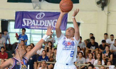 Tiebreaker Times Charmine Natural takes over as Laguna bounces back at Pampanga's expense Basketball NBL News  Pampanga Delta Amazons Laguna Lady Pistons Charmine Natural Caryl Molina 2019 NBL Season