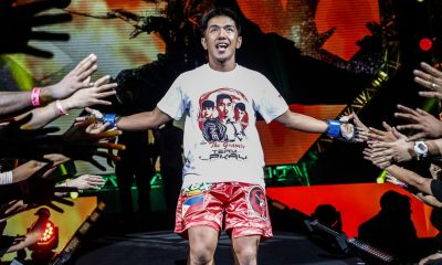 Tiebreaker Times Geje Eustaquio out to prove he belongs in ONE's Top Five Mixed Martial Arts News ONE Championship  Team Lakay Geje Eustaquio