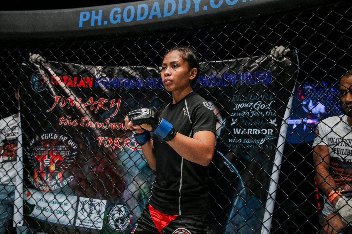 Tiebreaker Times Jomary Torres sees losses to top athletes as opportunity to grow Mixed Martial Arts News ONE Championship  Jomary Torres Catalan Fighting System
