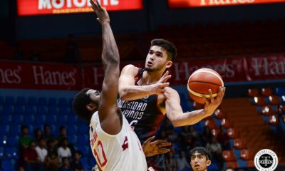 Tiebreaker Times UP Fighting Maroons still a work in progress, says Kobe Paras Basketball News UP  UP Men's Basketball Kobe Paras 2019 Filoil Flying V Preseason Cup