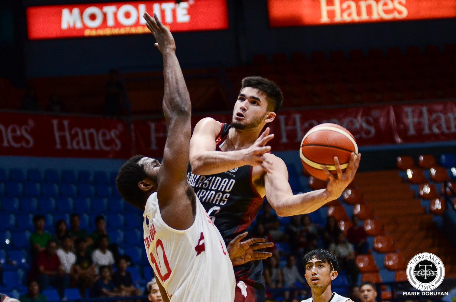 UP Fighting Maroons still a work in progress, says Kobe ...