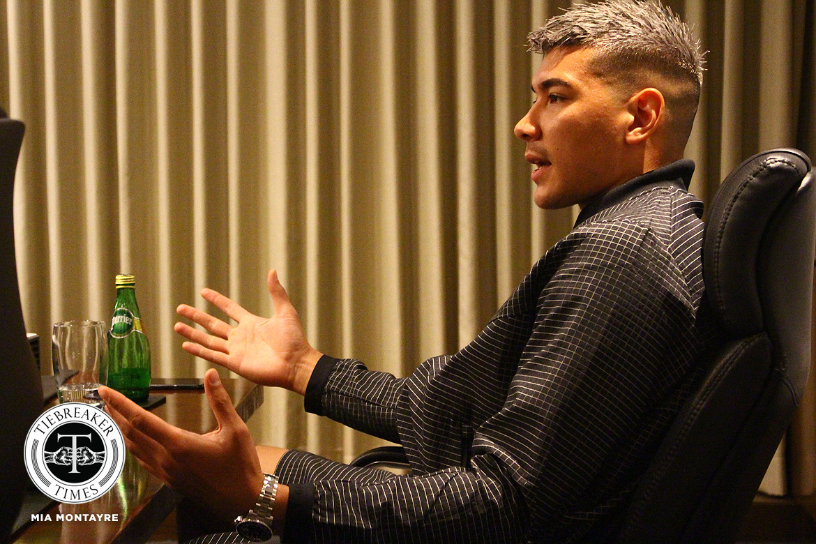 Tiebreaker Times Neil Etheridge leaves club future up in the air, remains committed to Azkals Football News Philippine Azkals  Philippine Azkals Neil Etheridge