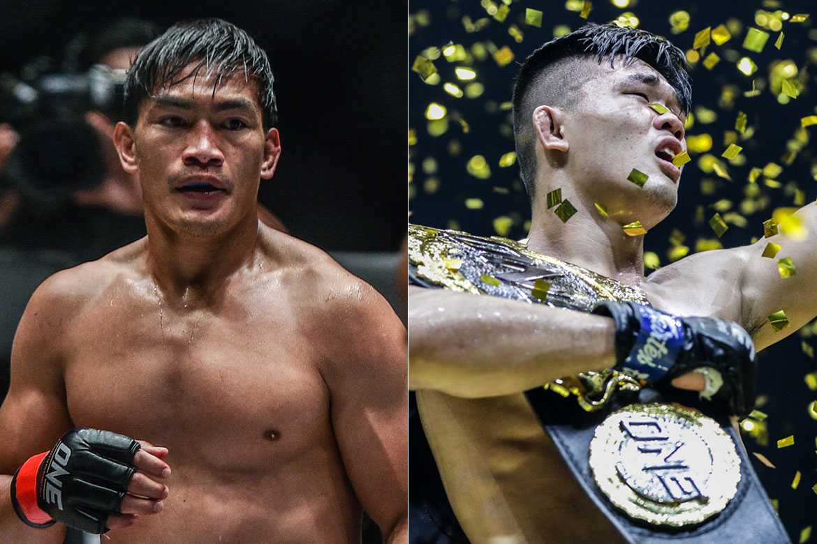 Tiebreaker Times Eduard Folayang would love to test 'young lion' Christian Lee Mixed Martial Arts News ONE Championship  Team Lakay Eduard Folayang Christian Lee