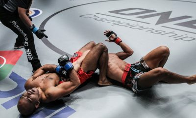 Tiebreaker Times At 40, Rene Catalan just keeps getting better Mixed Martial Arts News ONE Championship  Rene Catalan