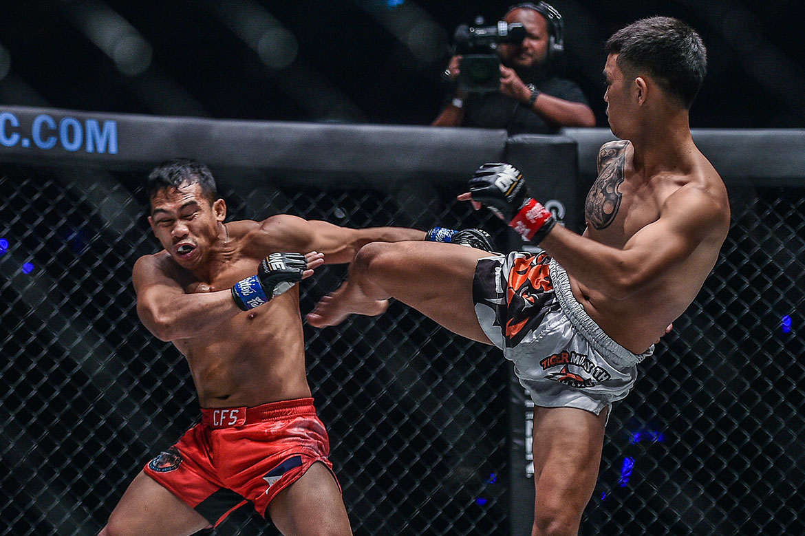 Tiebreaker Times Rene Catalan weighs in on what went wrong during Robin's loss to Mitsatit Mixed Martial Arts News ONE Championship  Robin Catalan Rene Catalan ONE: Warriors of Light Catalan Fighting System