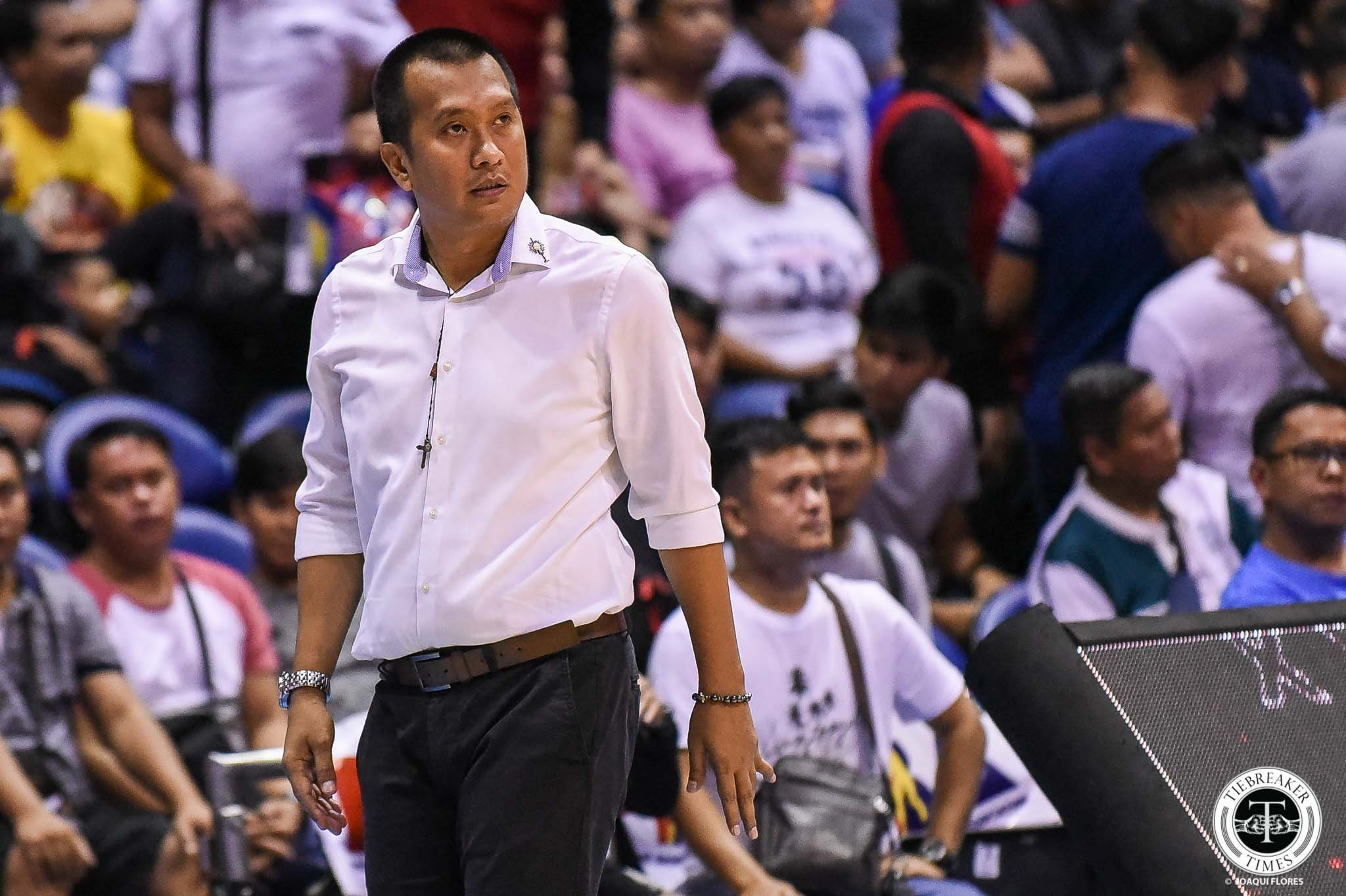 Tiebreaker Times Chito Victolero not closing doors on more Magnolia moves Basketball News PBA  PBA Season 44 Magnolia Hotshots Chito Victolero 2019 PBA Governors Cup