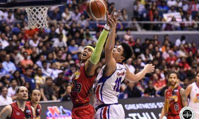 Tiebreaker Times Arwind Santos on Game 7: 'Yung mga weapon na nangangalawang na sa bahay dadalhin na namin' Basketball News PBA  San Miguel Beermen PBA Season 44 Arwind Santos 2019 PBA Philippine Cup