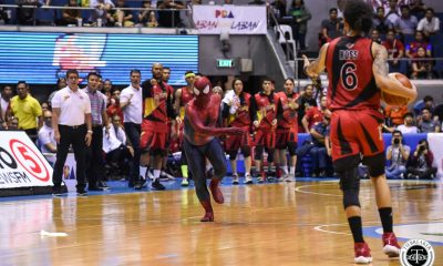 Tiebreaker Times No plans for June Mar Fajardo to sue 'Spiderman': 'Sana maging lesson sa kanya' Basketball News PBA  San Miguel Beermen PBA Season 44 June Mar Fajardo 2019 PBA Philippine Cup