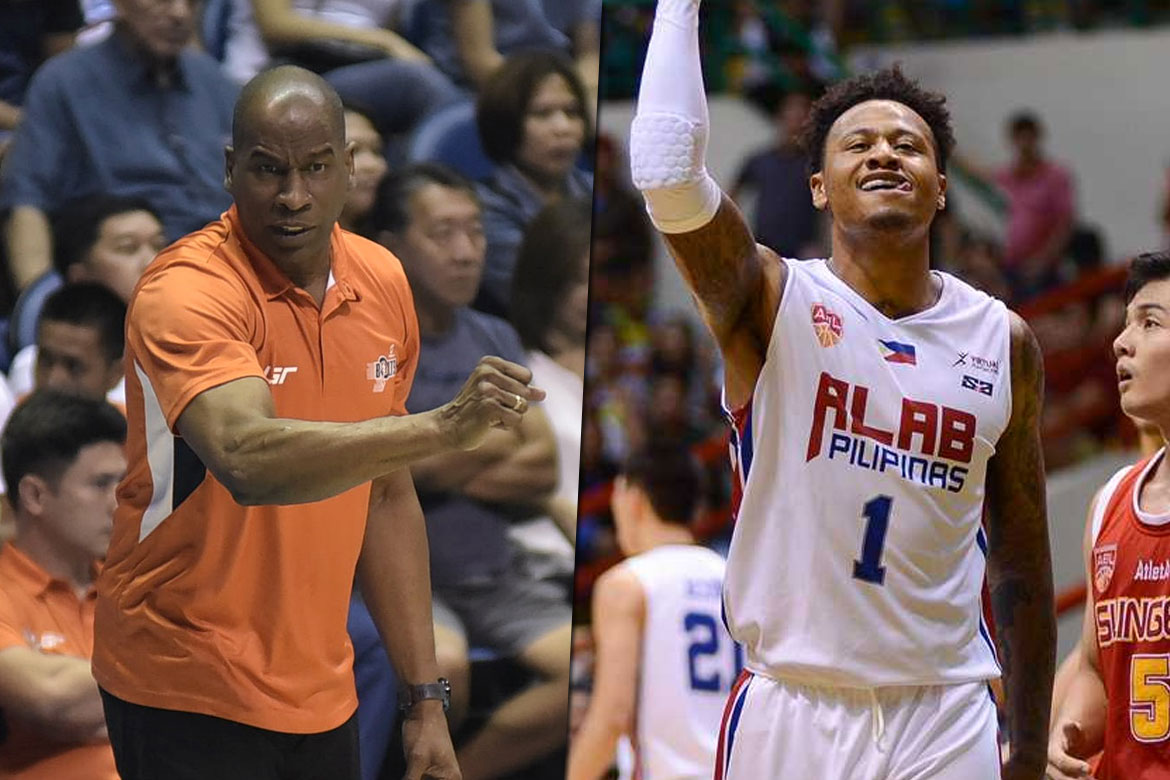 Tiebreaker Times Norman Black says godson Ray Parks destined to be a star in the PBA Basketball News PBA  PBA Season 44 Norman Black Meralco Bolts Bobby Ray Parks Jr. 2019 PBA Commissioners Cup