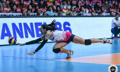 Tiebreaker Times Language barrier not a problem for Creamline, says Kuttika Kaewpin News PVL Volleyball  Kuttika Kaewpin Creamline Cool Smashers 2019 PVL Season 2019 PVL Reinforced Conference